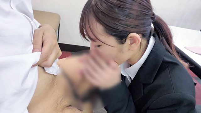 FC2 PPV 1832692 sex japan Limited to 31 Sensitive JD in Tokyo for job hunting ・ Interview measures in a